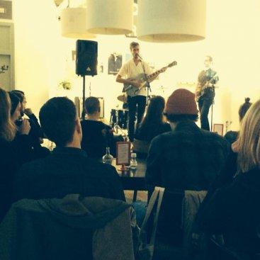 Optreden in Lokaal72
