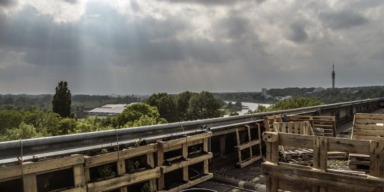 Uitzicht dak